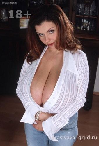 Большая грудь, все плюсы и преимущества большой груди